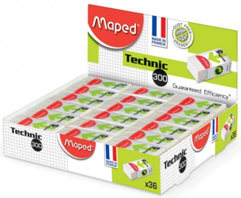 Ластик Maped TECHNIC MINI 1 шт прямоугольный spine technic 95 40