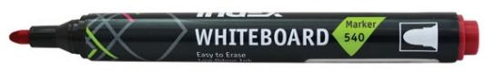 Маркер для доски Index IMW540/RD 4 мм красный IMW540/RD маркер для доски centropen 8569 1ч 4 6 мм черный
