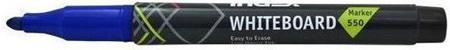 Маркер для доски Index IMW550/BU 4 мм синий  IMW550/BU