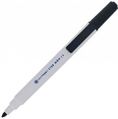 Маркер для доски Centropen 2709/1Ч 2 мм черный 2709/1Ч