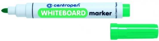 Маркер для доски Centropen 8559/1З 2.5 мм зеленый  8559/1З