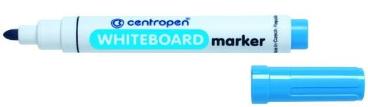 Маркер для доски Centropen 8559/1С 2.5 мм синий  8559/1С