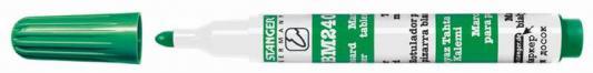 Маркер для доски Stanger BM240 3 мм зеленый 321061 321061