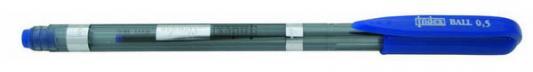 Шариковая ручка Index Slender синий 0.5 мм IBP311/BU