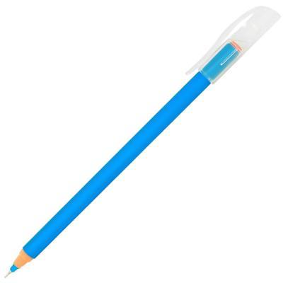 Шариковая ручка Index Colourplay синий 0.6 мм ICBP606/BU одноразовая