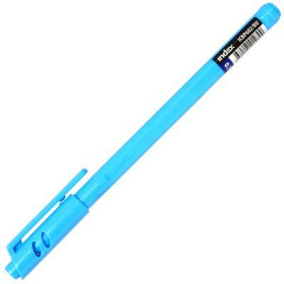 Шариковая ручка Index ColourPlay синий 0.7 мм ICBP602/BU ICBP602/BU