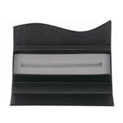 """Футляр картонный """"Wave"""" для одной ручки, матово-черный ET156/1"""