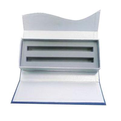 """Футляр картонный """"Wave"""" для одной ручки, матово-синий ET156/1C"""