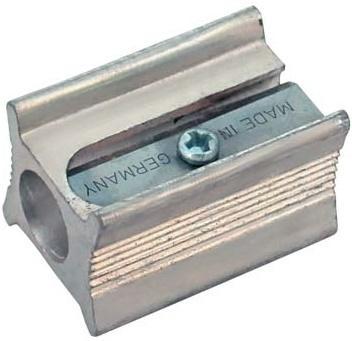 Точилка Eisen 010.01.000 металл серебристый