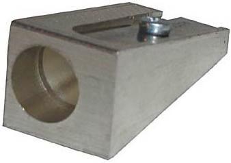 Точилка Eisen 070.01.000 металл серебристый