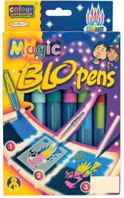 Набор воздушных фломастеров Centropen BloPens Magic 15 предметов разноцветный 1549/5+1 #JP961