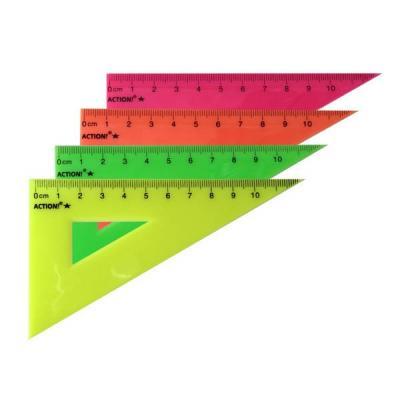 Треугольник Action! APR10/30/FL 10 см пластик