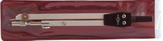 Циркуль металлический, в пвх чехле, с подвесом 84110