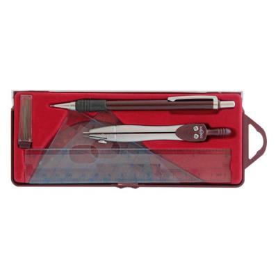 Готовальня Rotondo 84116 готовальня rotondo цвет бордовый 4 предмета