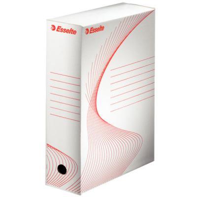 Короб архивный BOXY, 100 мм, 250х100х352 мм, белый 128102 boxy dc 02 rs