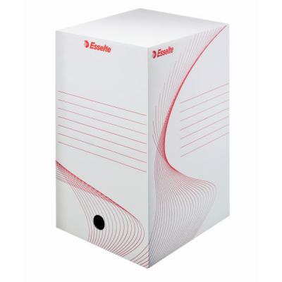 Короб архивный BOXY, 200 мм, 345х200х245 мм, белый 128701 boxy dc 02 rs