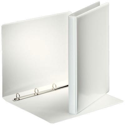 Папка на 4 кольцах ESSELTE ПАНОРАМА, 40 мм, D 25 мм, белая 49702