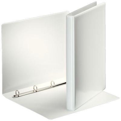 Папка на 4 кольцах ESSELTE ПАНОРАМА,30 мм, D 16мм, белая 49700 папка esselte на 4х кольцах