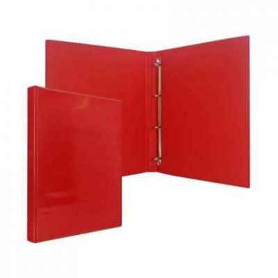 Папка-файл на 4 кольцах, красная, PVC, 25 мм, диаметр 16мм 08-2720-2/КР механизм сливной alca plast a08