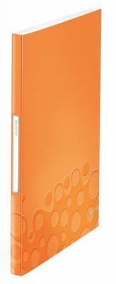 Книга с 40 карманами LEITZ WOW,оранжевый 46320044