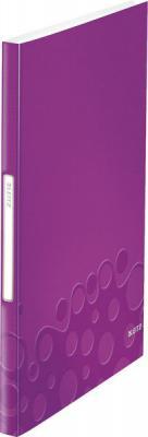 Книга с 40 карманами LEITZ WOW,лиловый 46320062