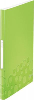 Книга с 40 карманами LEITZ WOW,зеленый 46320064