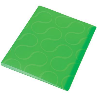 Папка с файлами OMEGA, 40 файлов, цвет зеленый, материал полипропилен, плотность 450 мкр 0410-0033-04