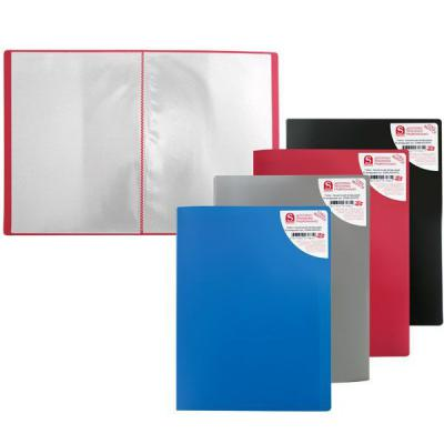 Папка с 40 файлами, форзац, ф.А4, ассорти SDB40/ASS/SPEC-1 папка с 20 файлами форзац ф а4 ассорти sdb20 ass spec 1