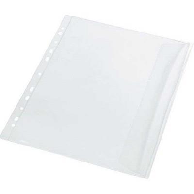 Вкладыш с перфорацией-конверт, ф.А4, 150 мкр, 10 шт. 0312-0021-00