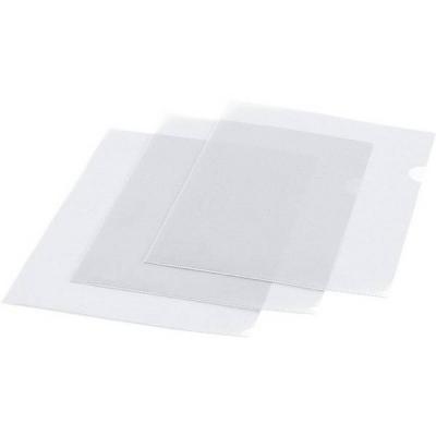 Папка-уголок, ф. А4, прозрачная, материал ПВХ, плотность 150 мкр., цена за 1 шт. 0301-0003-00