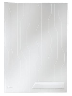Вкладыш-уголок с перфорацией LEITZ COMBIFILE с плотной послед. обл, ф.А4, 3 шт., 200 мкм, прозрачный 47280003