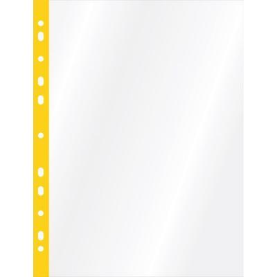 Вкладыш с перфорацией, ф. А4, цветной корешок, 100 шт. SEH303/11/C