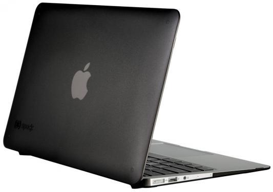 Чехол для ноутбука MacBook Air 11 Speck SeeThru пластик черный 71428-0581
