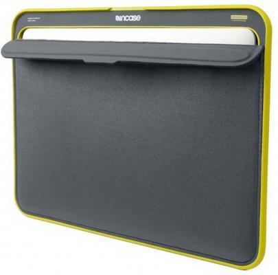"""Чехол для ноутбука MacBook Air 13"""" Incase Icon неопрен серый зеленый CL60558"""