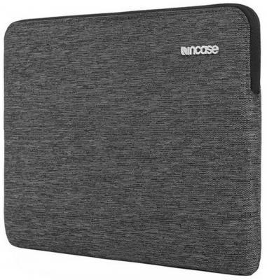 """Чехол-папка на молнии для ноутбука MacBook Air 11"""". Материал неопрен. Цвет: черный."""
