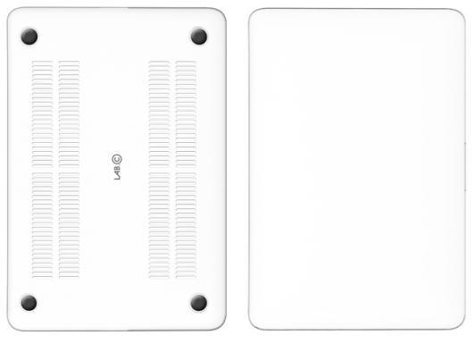 """Чехол MacBook Air 11"""" LAB.C LABC-445 пластик прозрачный"""