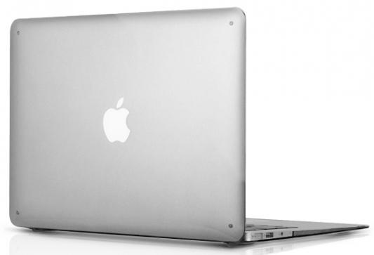 """Чехол-накладка для ноутбука 13"""" LAB.C LABC-447-CR пластик прозрачный LABC-447-CR"""