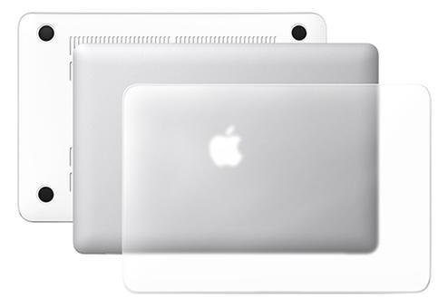 """Чехол-накладка для ноутбука MacBook Pro 13"""" LAB.C LABC-448 пластик прозрачный"""
