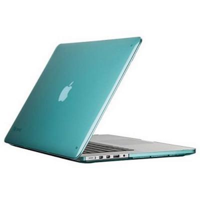 "Чехол для ноутбука MacBook Pro 15"" Speck SmartShell пластик бирюзовый SPK-A2570"