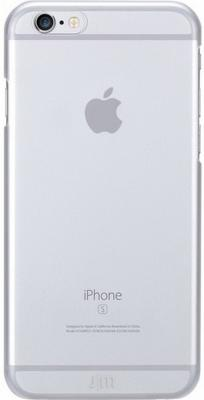 Накладка Just Mobile TENC для iPhone 6S Plus iPhone 6 Plus прозрачный PC-169CC