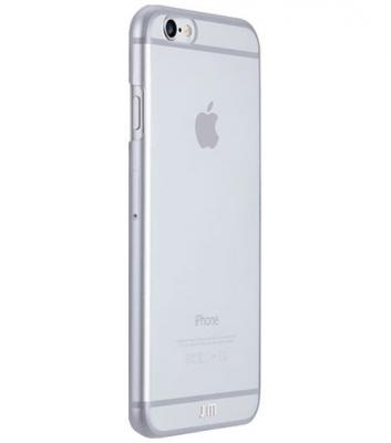 Накладка Just Mobile TENC для iPhone 6 iPhone 6S Plus серебристый PC-169MC автодержатель just mobile lounge