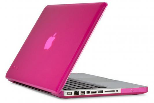 "Чехол для ноутбука MacBook Pro 15"" Speck SPK-A1952 пластик розовый"