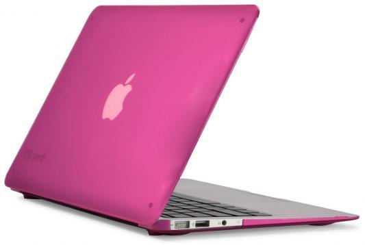 "Чехол для ноутбука MacBook Air 11"" Speck SmartShell пластик розовый SPK-A2181"