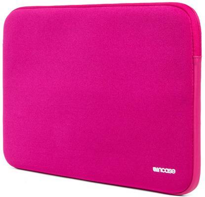 """Чехол для ноутбука 15"""" Incase Neoprene Classic Sleeve неопрен полиэстер розовый"""