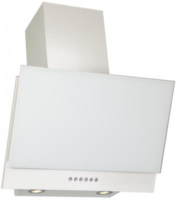 Вытяжка каминная Elikor Рубин S4 90П-700-Э4Г перламутровый/белое стекло