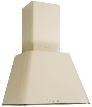 Вытяжка каминная Elikor Гамма 60П-650-Э3Г кремовый