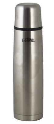Термос Thermos FBB 1000B 1л серебристый 853240 термос silva 2016 17 thermos keep 0 751 l