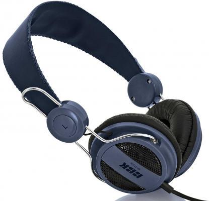 Наушники BBK EP-2720S синий  цена