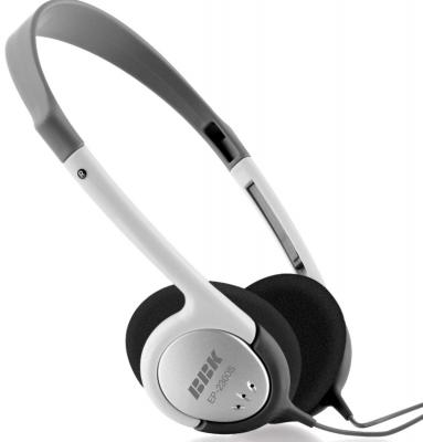 Наушники BBK EP-2300S серый