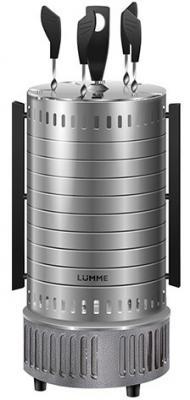 Электрошашлычница Lumme LU-1271 мультиварка lumme lu 1445 860 вт 5 л черный красный